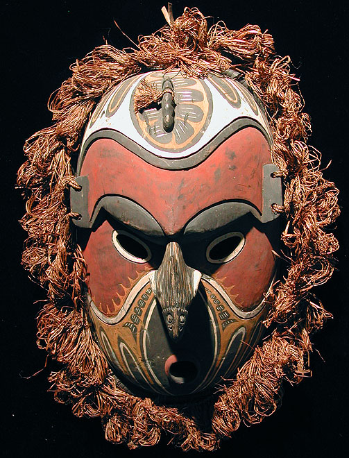 New Guinea Art