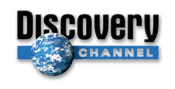 Image of Discovery Channel logo.
