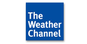 Image of Weather Channel logo.